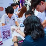 100 Years of Chulalongkorn University Allied Health Service