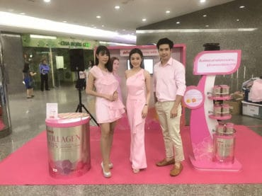 Scotch Collagen Road Show